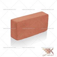 آجر قزاقی کامل (قرمز) 20x10cm