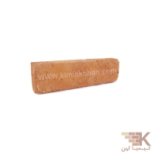 آجر قزاقی پلاک رستیک (نارنجی) 20x5.5cm