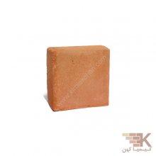 آجر قزاقی چهارگوش (نارنجی) 10x10cm