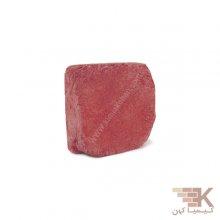 آجر قزاقی چهارگوش رستیک (قرمز طبیعی) 10x10cm