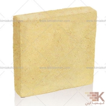 آجر قزاقی کف فرش (زرد) 30x30cm