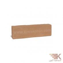 آجر قزاقی پلاک (خاکی) 20x5.5cm