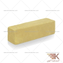 آجر قزاقی نیمه (زرد) 20x5.5cm
