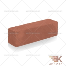 آجر قزاقی نیمه (قرمز) 20x5.5cm