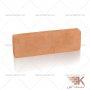 آجر قزاقی پلاک (پوست پیازی) 23x7cm